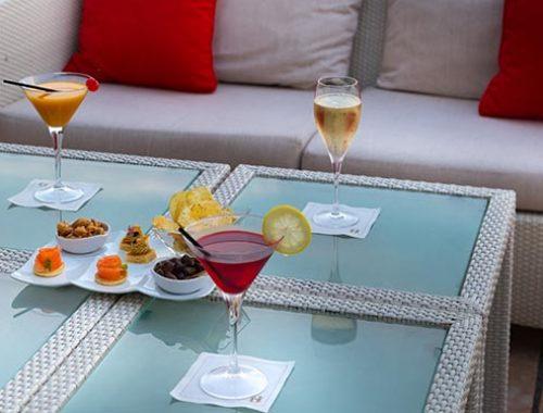 Hôtel Hermitage – Crystal Bar – Exterieur